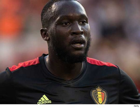 Lukaku Trashes Drogba Comparisons, Wants to be like Ronaldo
