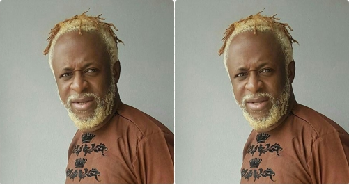 Tony Tetuila Blasted By Nigerians For Trying To Look Golden