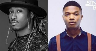 American Rapper, Future Confirms Collaboration With Wizkid(Video)