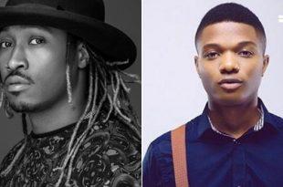 American Rapper, Future Confirms Collaboration With Wizkid(Video)