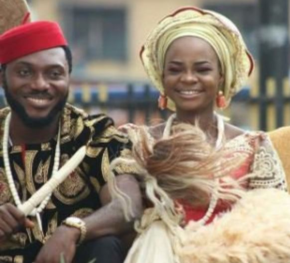 Image result for Olajumoke Features In A Movie As Bride