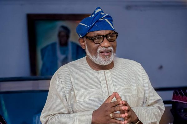Akeredolu: I Don't Support Agitation For Yoruba Nation — I Believe In United Nigeria