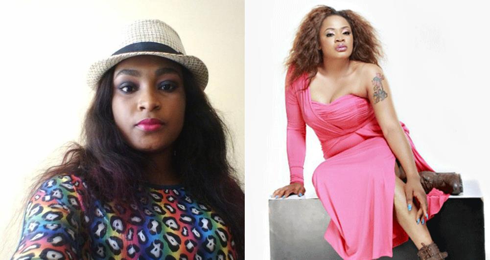 Nigeria: une actrice explique comment ''prêter le serment de sang'' avec son ex, a failli gâcher sa vie
