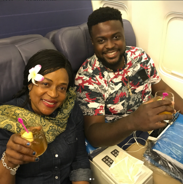 Before Marriage Never Put Any Woman Before Your Mother – Davido's Brother Tells Young Men