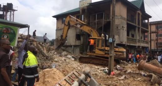 owerri building collapse