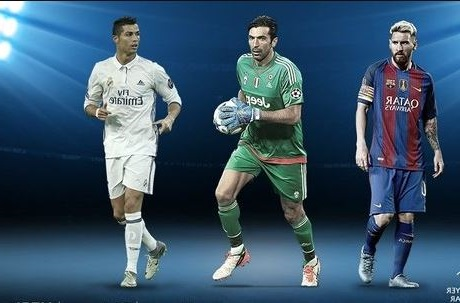 UEFA player of the year