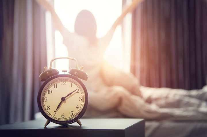 When To Sleep And When To Wake