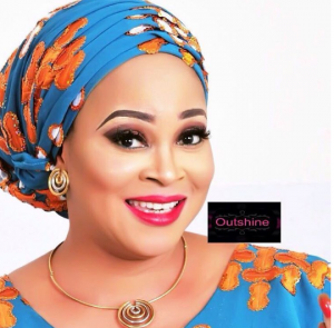 ''Are We A Yahoo Family'' - Actress Bukky Wright Asks Son