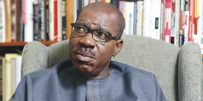 I Have Created 157,000 Jobs In Edo: Governor Obaseki