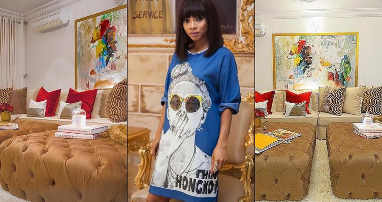 Toke Makinwa house