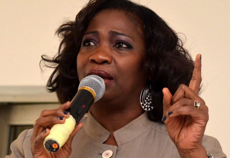 Abike Dabiri-Erewa Reacts To Alleged Invasion Of Dakolo's Residence