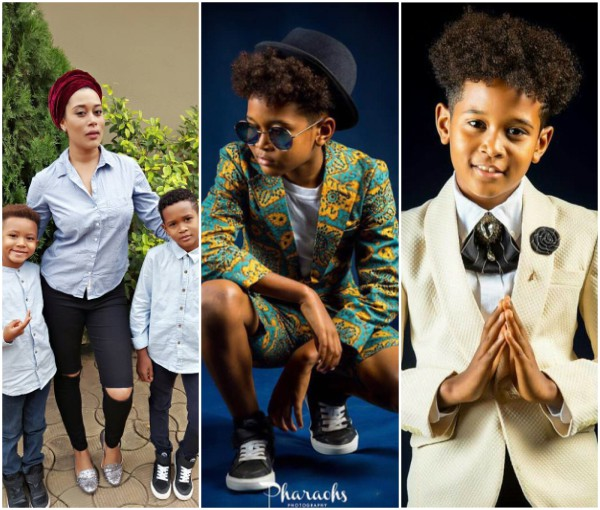 Adunni Ade and sons