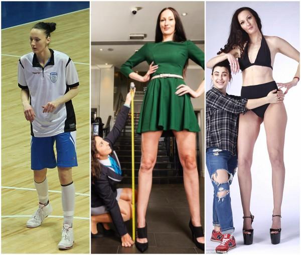 Meet Female Russian Basketballer Ekaterina Lisina Who