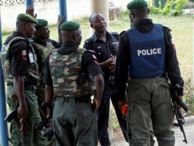 Police arrests 4 Air force officers for vandalising water pipes