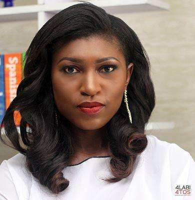 Nollywood actress, Ufuoma McDermott