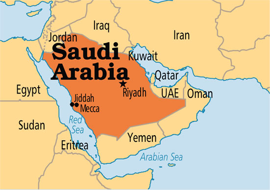 Another Nigerian held for drug in Saudi Arabia released