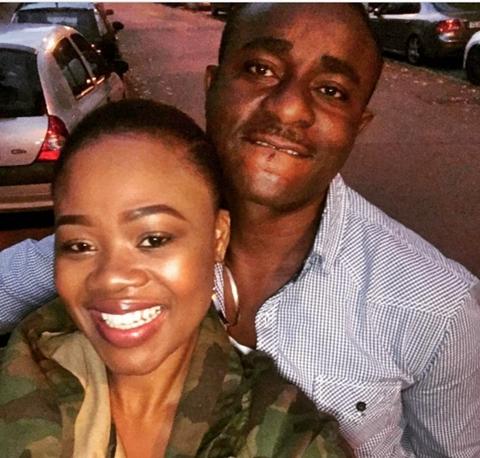 Emeka Ike and his wife, Yolanda