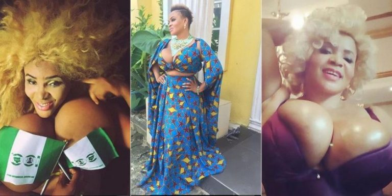 Cossy Orjiakor set to empower two lucky fans after having a successful b*tt lift surgery
