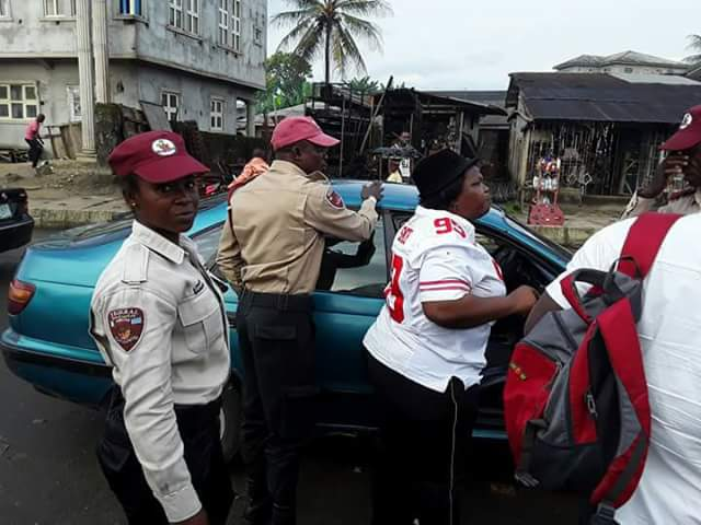 "FRSC 2 - FRSC to begin ""operation show your drivers license"" in Lagos"