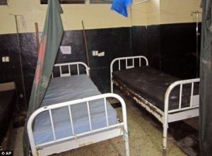 Hospital bed 300x221 - Could This Be Love??? Man Had S*x With Sick Wife On Hospital Bed, Got Her Pregnant In The Process