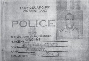 Police Officer Rob , Stab Commuter Along Lagos-Ibadan Expressway.
