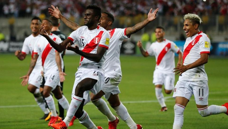 Peru completes World teams to Russia 2018 World Cup