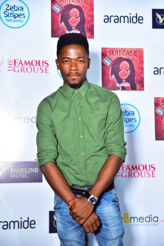 'Stay away from strange women' - Johnny Drille