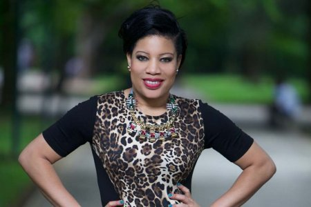 Guys See What Monalisa Chinda Shared About Wooing A Nigerian Lady, How True Is This?