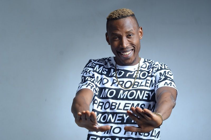 'The Only Thing In This Country That Gives People Joy Is Entertainment' - Singer Mr 2Kay