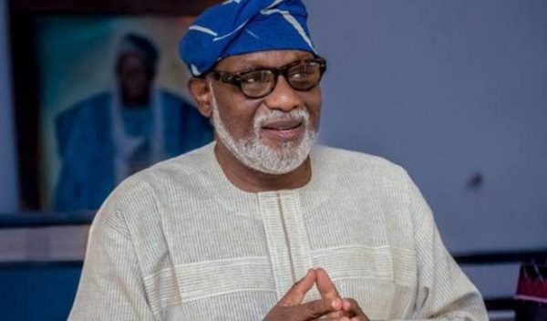 Akeredolu's Order: Ondo Tackles Presidency