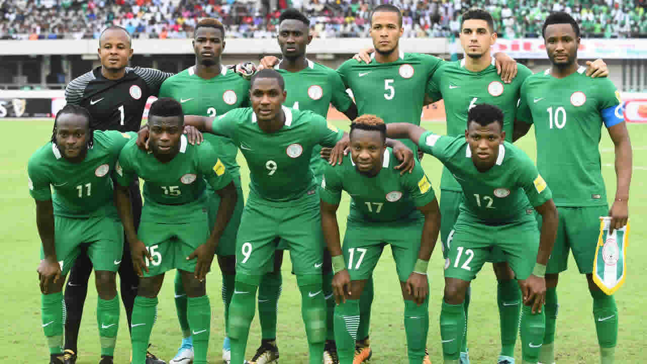 b41f9e6ec Nigerian football fans took to FIFA Twitter page to express their anger  over the recently released FIFA World ranking which placed Nigeria as the  50th team ...