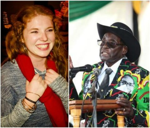 U.S citizen arrested in Zimbabwe for `insulting` Mugabe on Twitter