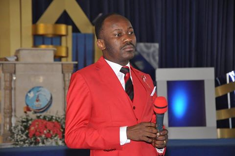 suleimanms - The way you treat your wife is how God treats your prayers – Apostle Suleiman