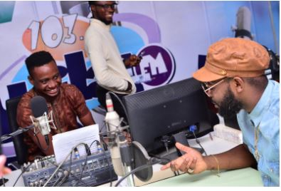 Falz Storms UNILAG on Its 15th Anniversary