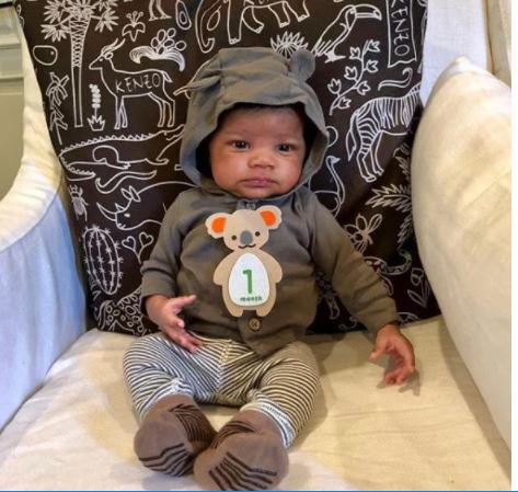 Kevin Hart And His Wife Eniko Gush Over Their New Son As