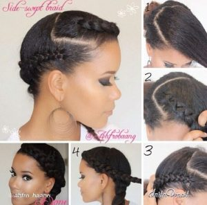 Protective Styles for natural hair to try out in the New Year