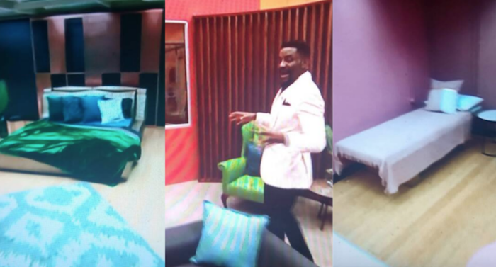 Checkout the interior/inside view of the Big Brother Naija ... Man Thinking Png