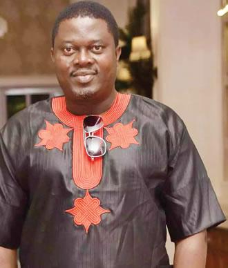 Yoruba Actor Muyiwa Ademola Hospitalized (Photo)