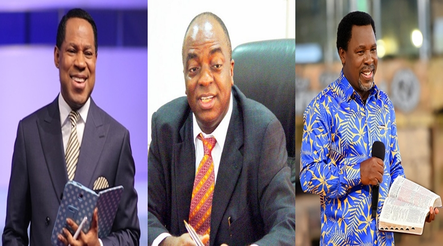 SEE List Of 2018 Richest Pastors In The World And Their Net