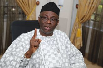 [Video]: I Would Succeed Buhari As The Next President Of Nigeria: Pastor Bakare