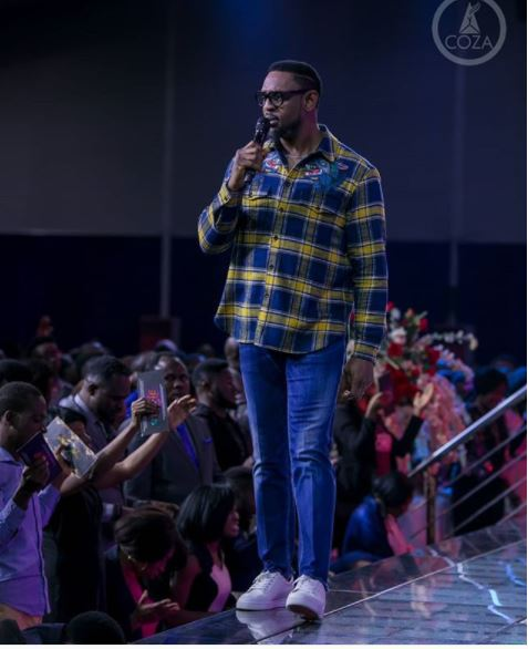 Image result for pictures of Biodun Fatoyinbo