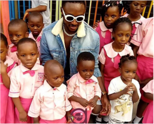 3-Year Old Viral Photo-Bomb Sensation Enrolled In School By Terry G.