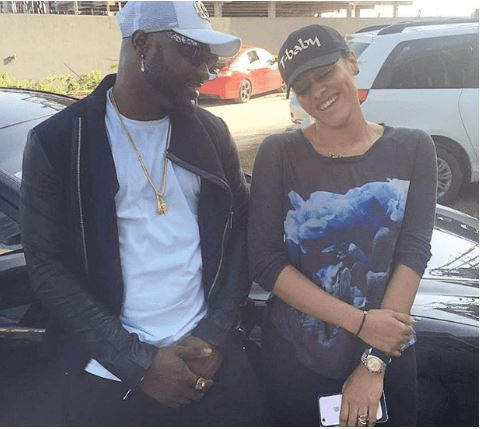 """""""If Wizkid Catch You"""" – Fans Warn Harrysong For Hanging Out With Wizkid-Girlfriend"""