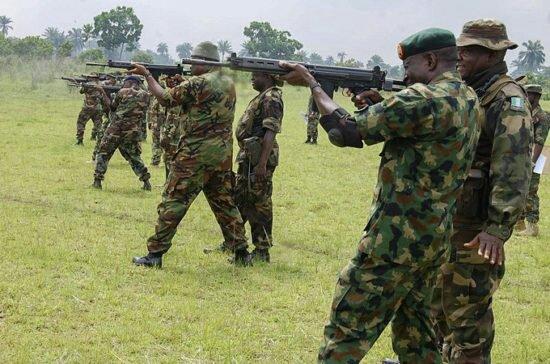 Confusion As Soldier Shoots Superior In Borno