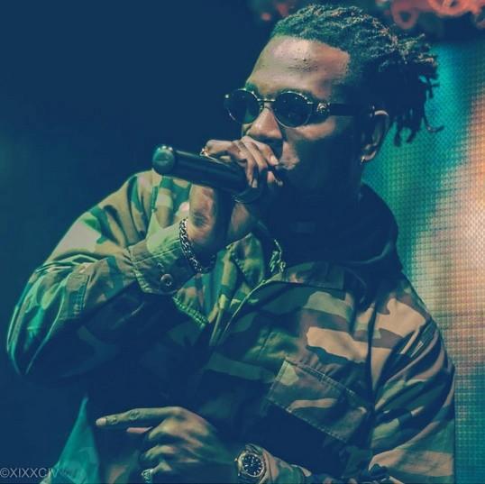 Nigerian singer, Burnaboy