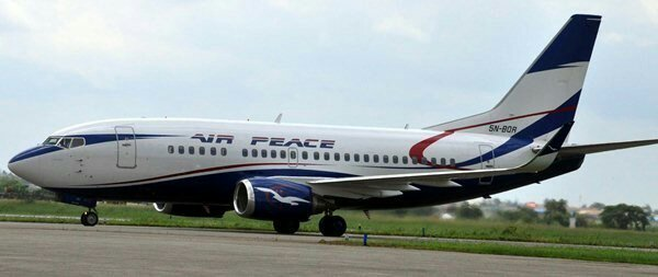 Air Peace flight prevented from Landing in Akure as Cows overrun Runway