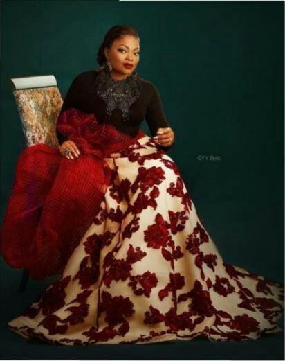 Funke Akindele Celebrates Herself On Instagram, Pens Emotional Message