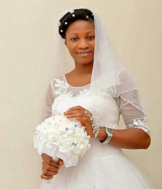 Photo Gallery Nigerian Wedding: Beautiful Photos Of A Nigerian Bride Who Didn't Wear