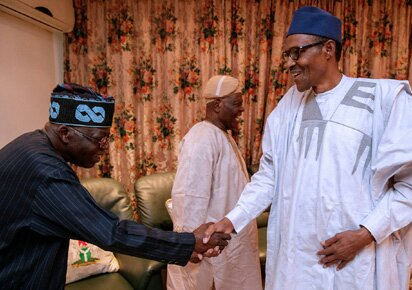 Tinubu Slams Obasanjo, IBB; Says they should focus on Collecting Pensions