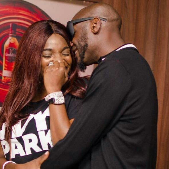 Annie Idibia Celebrates Her Proposal Anniversary